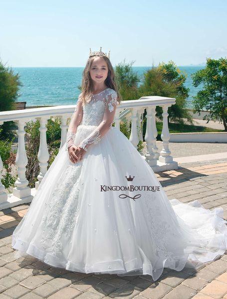 Vestido Florido de Menina gddy фото