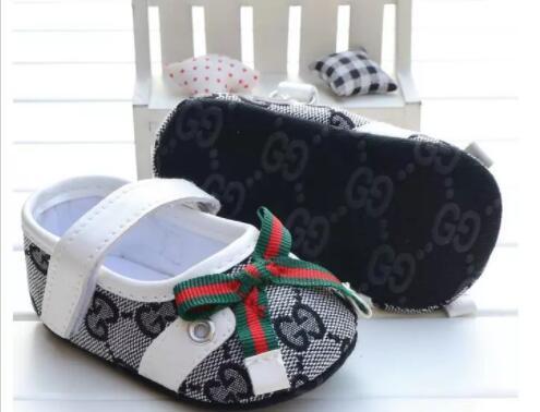 Весной и Осенью Детская Обувь Новорожденных Мальчиков Девочек Холст Классически