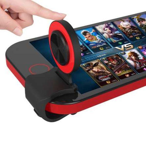 Мини ультратонкий сенсорный экран мобильного телефона джойстик для телефона аркадные игры контроллер сенсорный джойстик для Iphone Android телефонов