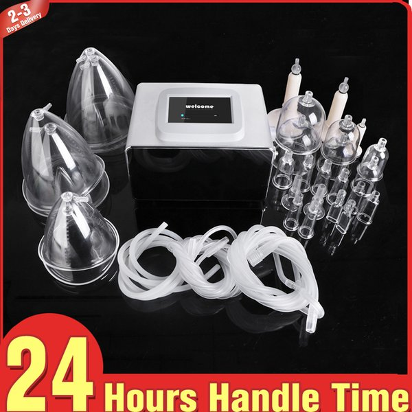 Brea t ma ager enhancer vacuum pump body ma ager happing brea t enlargement enhancer equipment vacuum therapy limming kin care pa
