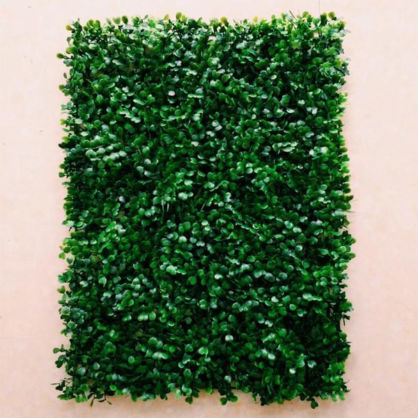 Искусственный газон искусственный пластик самшит трава мат стены декор 60x 40 см дл фото