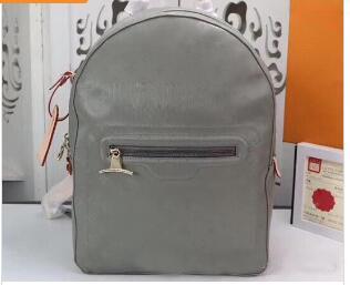 TITANIUM дизайнер высокое качество рюкзаки мужчины натуральная кожа бренд рюкзаки 38* фото