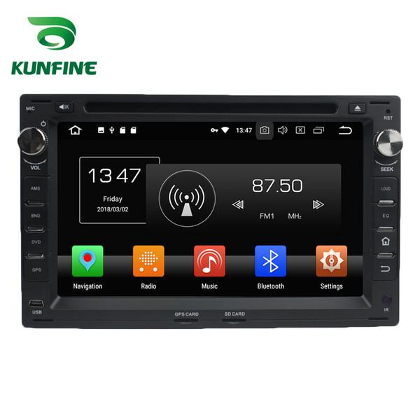 4GB RAM Android 8.0 Octa Core автомобильный DVD GPS-плеер стерео навигация для Volkswagen Passat B5 / Golf 4 / Po
