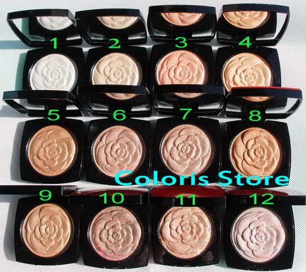 Makeup illuminating face powder mineralize kinfini h pre ed powder tran parent atin fini h compact powder for the face mini order 10pc