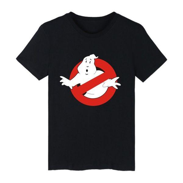 2017 Ghostbusters фильм хлопок футболки мужчины с коротким рукавом смешные футболки призрак Busters футболки мужская одежда фото