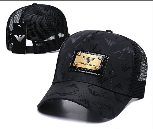 New rare fashion AX hats Brand Hundreds Tha Alumni Strap Back Cap men women bone snapback panel Casquette golf sport mesh sun baseball Cap