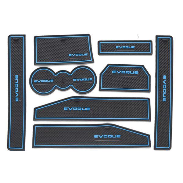Для Land Range Rover Evoque аксессуары 2012-2015 ворота слот pad двери автомобиля-Кубок автомобил