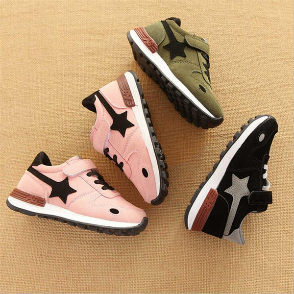 Children sports shoes kids casual sports shoes fashion shoes kids Sneakers manufacturers 2017 new style wholesale B-28