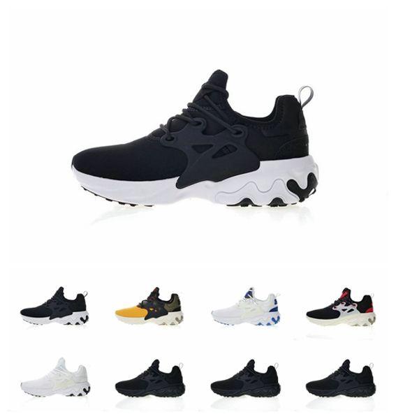 Оптовый 2019 Новый 19SS Epic React Presto React Element 87 Кроссовки Мужчины Дизайнеры Prestos fly Chaussures Cusual Sport Mens Sneakers