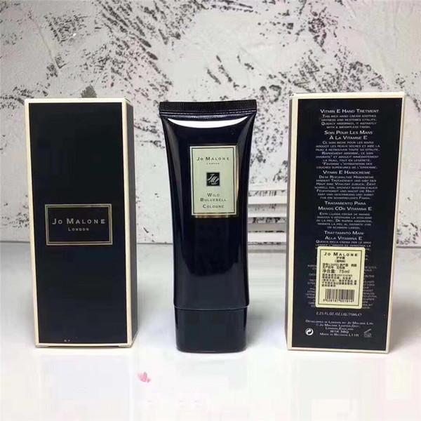 Известный бренд Джо Мэлоун Лондон Дикий Блубелл Кельн запах Крем для рук уход за кожей рук кремы для рук 75 г