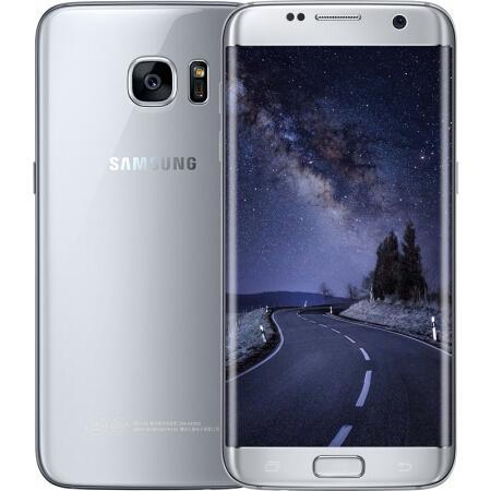 Refurbi hed original  am ung galaxy  7 edge g935a t p v unlocked phone octa core 4gb 32gb 5 112mp inch android 6 0