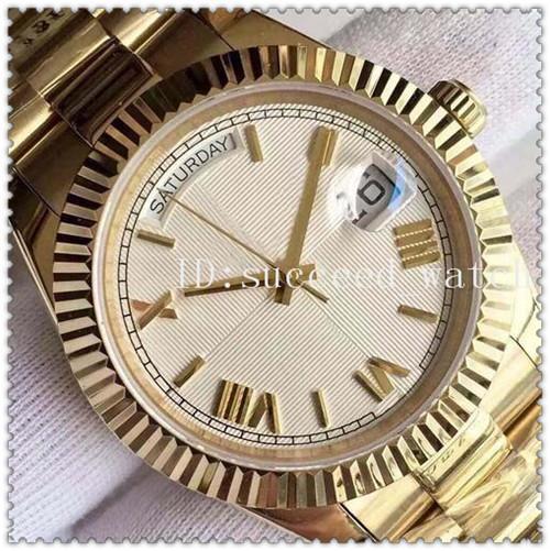 99 man watch luxury watch brand dateday erie 118138l model apphire mirror automatic movement watche leather trap original buckle wri