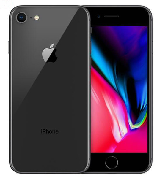Refurbished Original Apple Iphone 8 8 Plus With Touch ID Unlocked Phone 64GB/256GB 12.0MP iOS 12 4.7/5.5 Inch