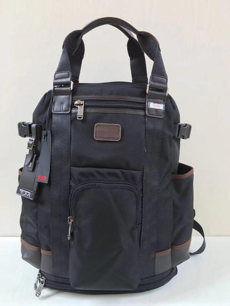 Новый баллистический нейлон 222380 мужская бизнес повседневная путешествия рюкзак ipad ноутбук сумка