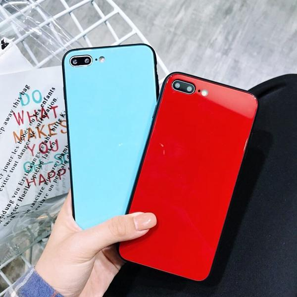 Tempered gla   back ca e for iphone x 8 7 6 6  plu  huawei mate10 pro  am ung galaxy  9  8 plu  note8 oppo r11 r11  tpu pc mirror cover