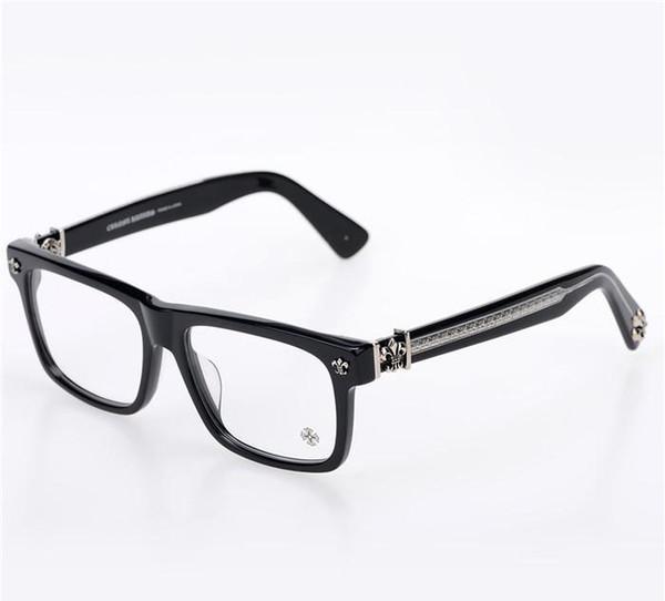 2018 fa hion chrome box lunch a oculo  de grau myopia eyegla  e  myopia frame men eye gla  e  women gla  e  japan brand optical frame
