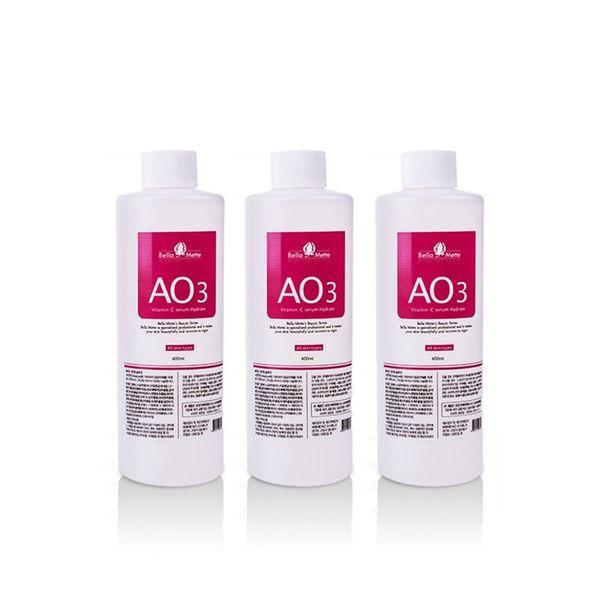 Aqua peel olution 400ml per bottle hydra dermabra ion facial clean ing blackhead export liquid repair mall bubble water apply to normal