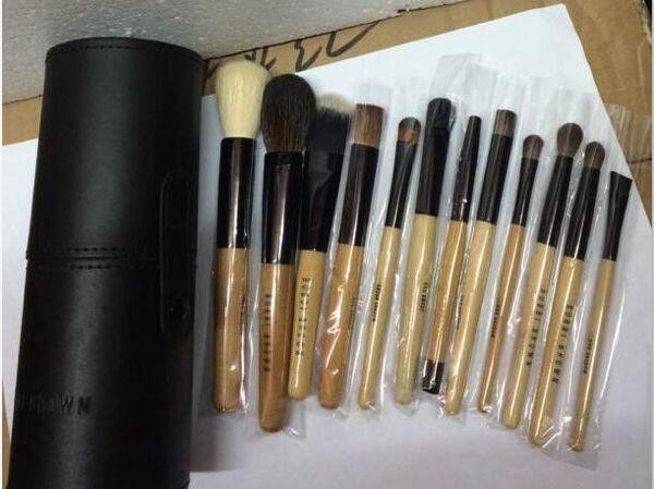 Новые хорошие продажи макияж бренд кисти 12 шт профессиональный макияж кисти комп фото