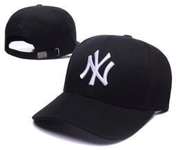 2018 new Casquette NY Long brim Snapback caps bone masculino dad hat classic Sun hat spring summer fashion Golf outdoor sports baseball cap