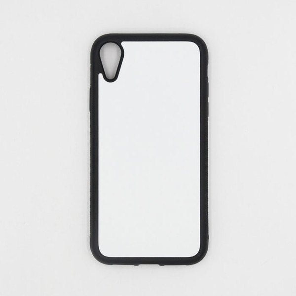 For iphone x  max xr x  x 8 8 plu  7 6 6  6 plu  ca e tpu pc rubber  oft 2d  ublimation blank for  am ung  10 heat tran fer phone cover ca e