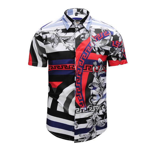 Camisas Casuais chen13692335256 фото