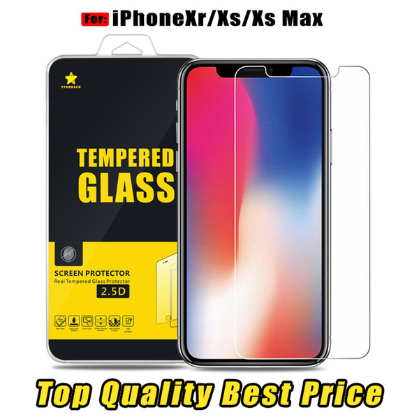 For iphone x  max xr mo t economical tempered gla   film  creen protector 0 3mm 2 5d  hip out within 1day