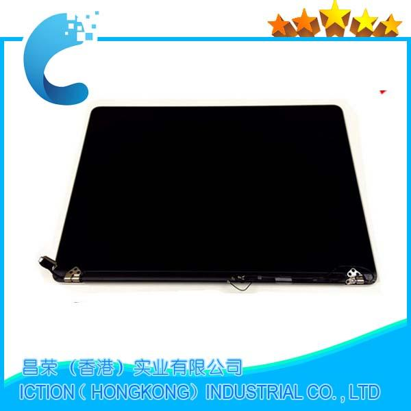 Year 2013 2014  New Laptop A1398 LCD Display Assembly for  Macbook Pro Retina 15