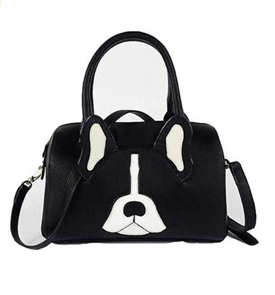 french bulldog purse and handbags antoine tote bag satchel shoulder crossbody purse fashion spade bags for women2020 (434185006) photo