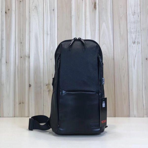 Баллистический нейлон tumi-798646 мода повседневная грудь сумка скинул IPAD мужчины и женщины дорожная сумка плеча