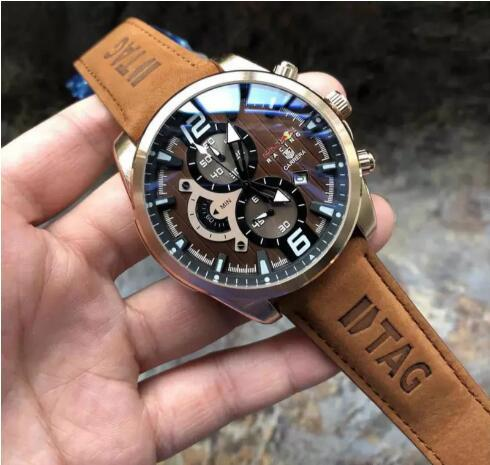 2018 Top luxury All Subdials Work Men's Mechanical Stainless Steel Automatic Movement Watch Sports mens Self-wind Watches tag Wristwatch