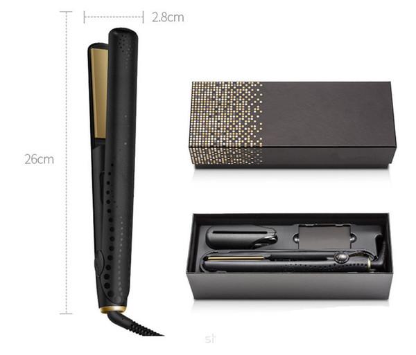 New v gold max hair traightener cla ic profe ional tyler fa t hair traightener iron hair tyling tool