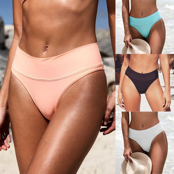 new_women_bikini_lady_beach_swimsuit_high_waist_bottoms_tankinis_sporty_panty_bathing_suit_swim_briefs