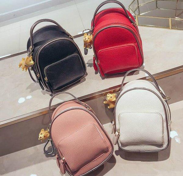 designer luxury handbags purses backpack girl schoolbag fashion women shoulder bags travel backpack (541101782) photo