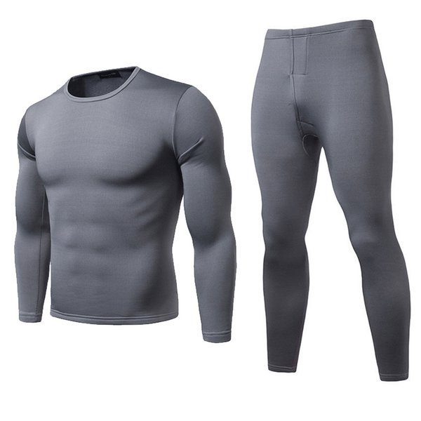 Winter Warm Thermal Underwear Sets Men Brand Quick Dry Anti-microbial Stretchy Men Thermo Underwear Male Winter Warm Thermal Underwear Sets Men Brand Quick Dry Anti-microbial Stretchy Men Thermo Underwear Male