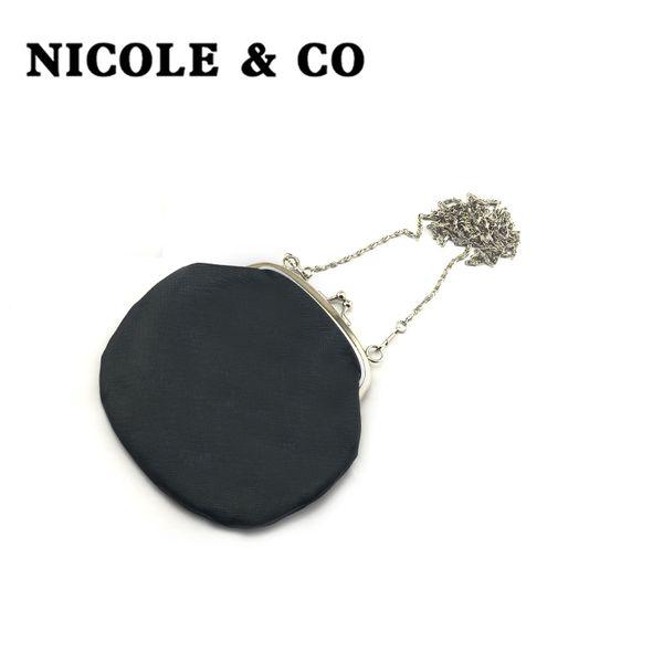 nicole & co long purse women girls shoulder bag card holder wallet fashion change purse (448392730) photo