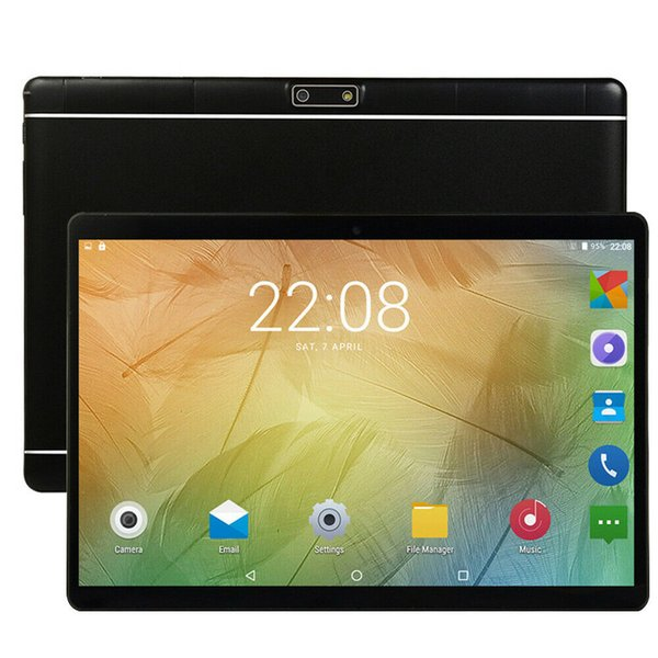 10 inch tablet android 8 0 4gb  64g ten core wifi hd camera tablet pc computer