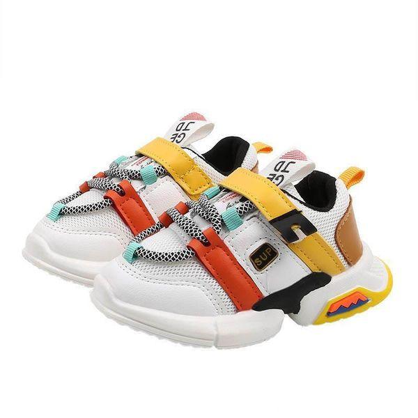 1Нью дети обувь обувь малыша малышей дрессировщики корзинах Enfants детские кроссовки мальчиков обувь девочек тренеров мальчиков тренеров малышей кроссовки фото