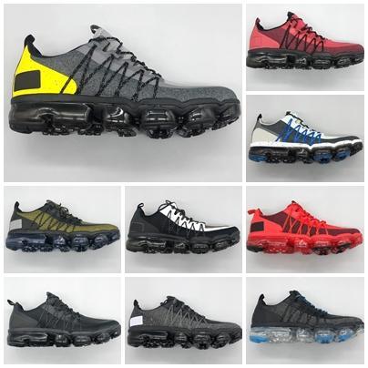 2019 Новый Утилита Мужская Дизайнерская Обувь Топ Черный Антрацитовый Белый Отражать Серебряная Обувь размер 36-45