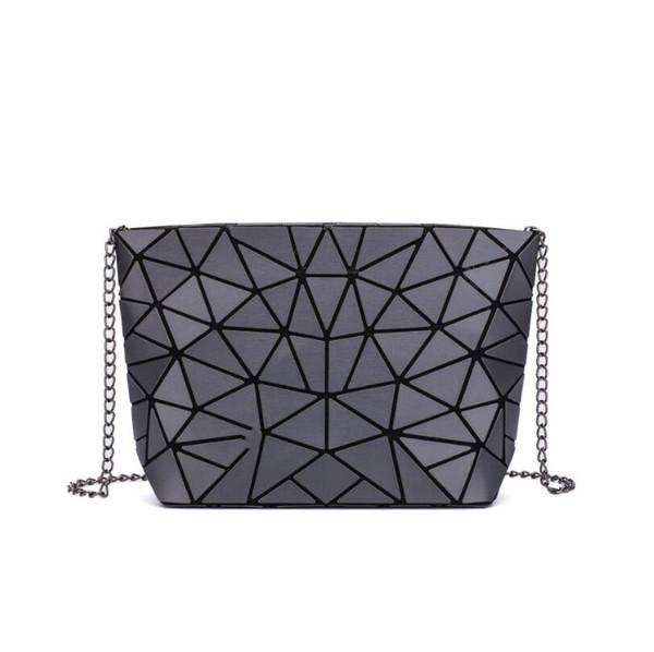 designer handbags luxury handbag purses ladies chain shoulder bag patent leather diamond luxury evening bags #g5y4 (528432041) photo