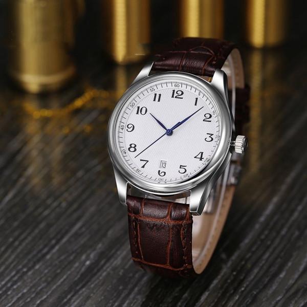 Топ модные мужские часы orologi 8215 с механизмом из сапфирового стекла relojautomático Relógiode