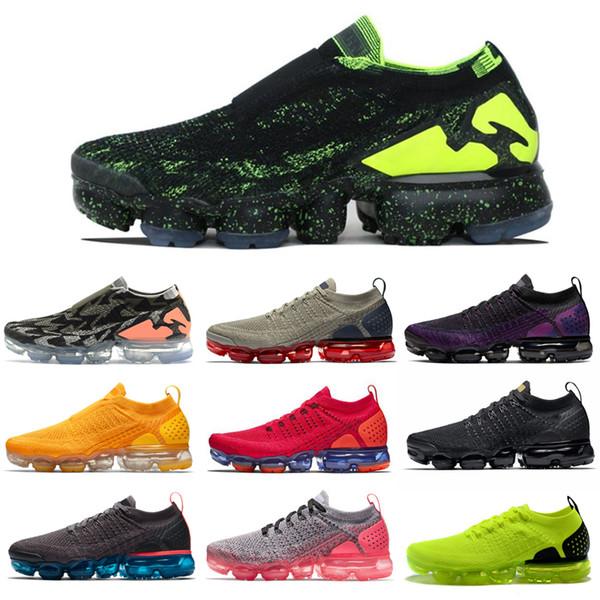 Nike air vapormax flyknit plus tn ACRONYM MOC 2 plus tn Кроссовки Мужчины Женщины Спортивные кроссовки фото