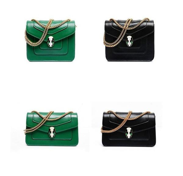 designer luxury handbag purses wholesale of fashion chain single shoulder bag slant snake head bag factory price lucury quality handbag (496708032) photo