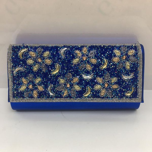 new handbags womens handbags and purses clutch evening bag decorated with appliques evening clutch bags (536896375) photo