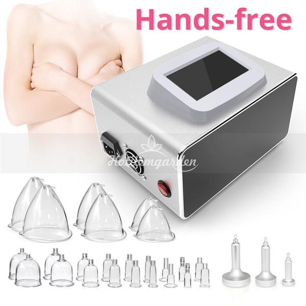 Brea t enlargement machine for brea t buttock enlarge with vacuum pump brea t enhancer ma ager beauty machine