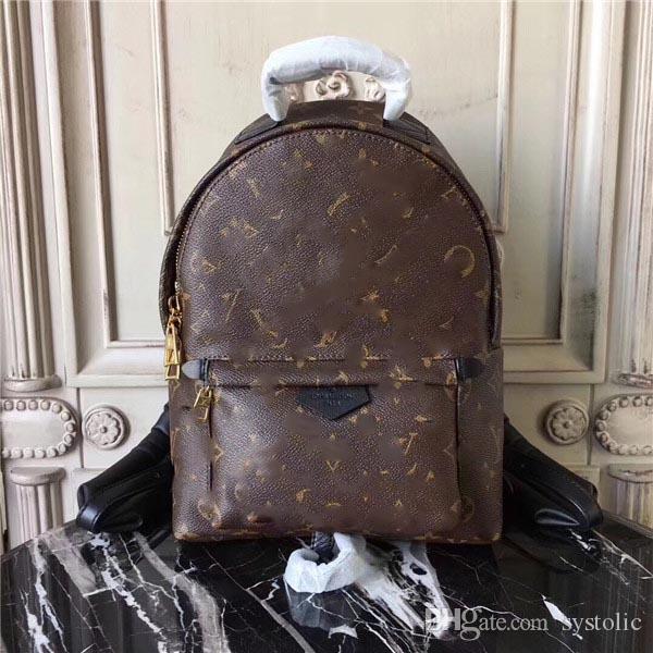 mini backpack for women leather fashion back pack shoulder bag handbag presbyopic palm spring mini backpack messenger bag phone purse (549447984) photo