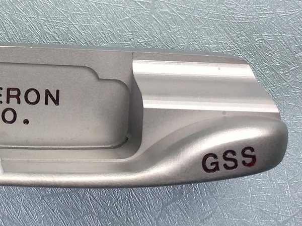 """2018 New Men's 350 GSS Golf Putter Black Grip + Putter Head cover 32 33 34 35"""" Available Real Pictures Contact Seller"""