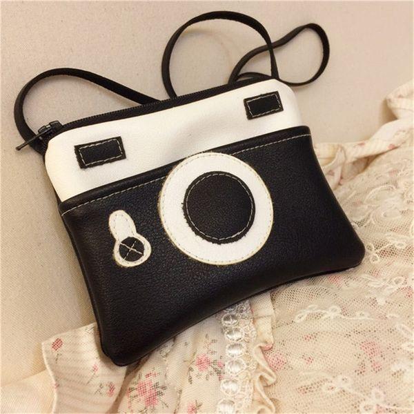 boy coin purse children wallet small change purse kid bag coin pouch money holder fashion baby camera bag girl handbag (486834874) photo