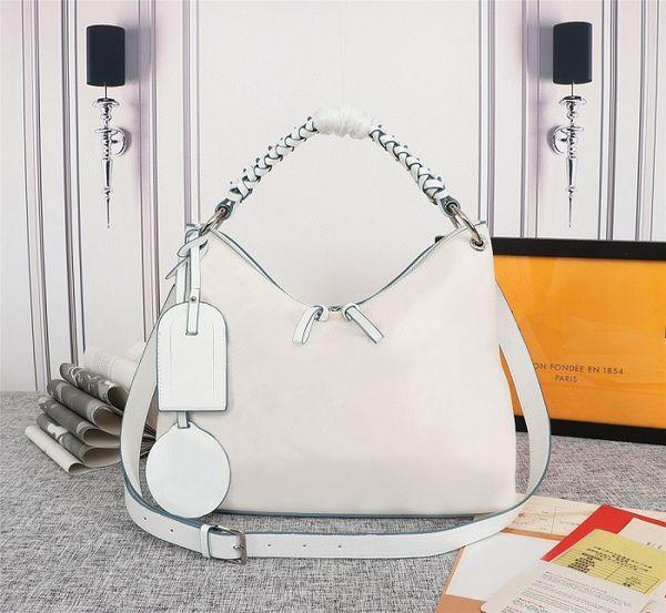 beaubourg hobo handbag purse m55090 beaubourg hobo genuine leather fashion totes l flower pattern ladies purse bag 32*26*17 cm (546488194) photo