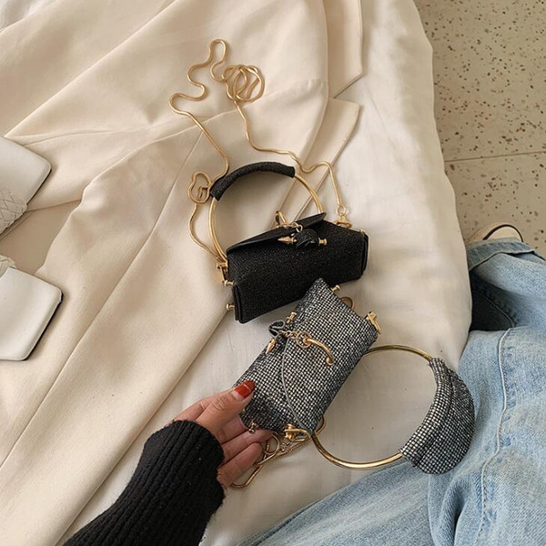 designer luxury handbags purses sequins chian shoulder bags mini crossbody bags new style wholesale girl dating bag (541747454) photo