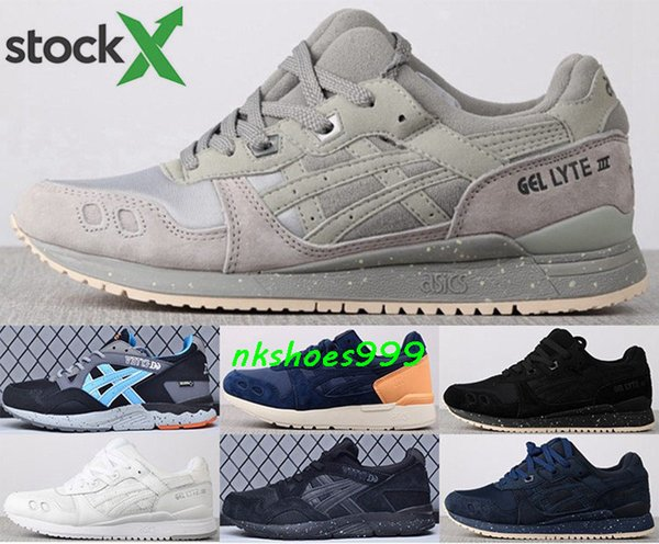 Shoes Gel-Lyte 5 Men Mens size us 5 Youth boys Trainers women Sneakers Gel Lyte V Running Chaussures Kids Runners Golden Loafers volt